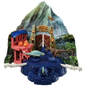 【2021年6月】 タカラトミー TAKARA TOMY アニア ジュラシック・ワールド/サバイバル・キャンプ 決戦!バトルマウンテン【発売日以降のお届け】