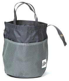 DRIFTER トートバッグ BUCKET BAG GRAY/バケットバッグ グレー DFV1625N3
