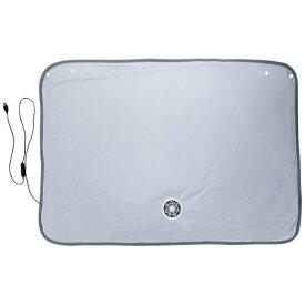ニコット USB COOL BLANKET USBファン付冷感ブランケット グレー 544997-GY