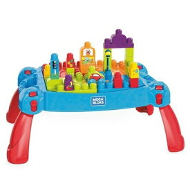 マテル Mattel 1才からのメガブロック ラーニングテーブル