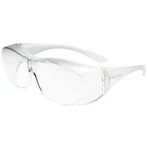 ERICA OPTICAL エリカ オプチカル 【保護メガネ】アイケアグラス オーバーグラス Sサイズ(クリア)EC-08 C1