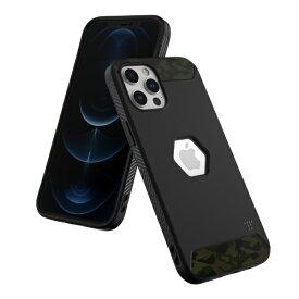SPIGEN シュピゲン iPhone 12 Pro Max ALPHA Case Recon Green
