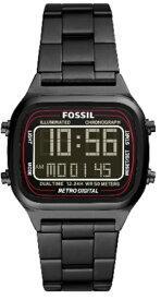 【2021年05月17日発売】 FOSSIL FOSSIL RETRO DIGITAL FTW5845 FOSSIL FS5845