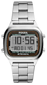 【2021年05月17日発売】 FOSSIL FOSSIL RETRO DIGITAL FTW5844 FOSSIL FS5844