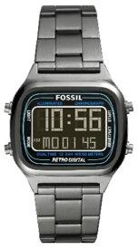 【2021年05月17日発売】 FOSSIL FOSSIL RETRO DIGITAL FTW5846 FOSSIL FS5846