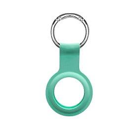 BELEX ビーレックス AirTag silicon Key Ring(エアタグ シリコンキーリング) グリーン DEVIA BLDVAT01-GR
