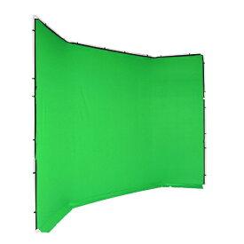 マンフロット Manfrotto クロマキー FX カバー グリーン MLBG4301CG