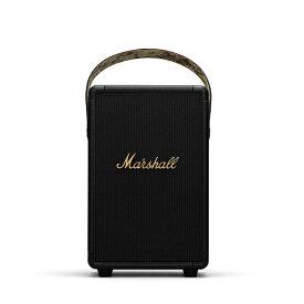 Marshall マーシャル ブルートゥーススピーカー ブラック&ブラス TUFTON-BLACK-AND-BRASS [Bluetooth対応]