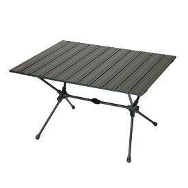アクセス AXES ギミック GIMMICK 2WAY フォールディングテーブル(ブラック)GM-T750BK