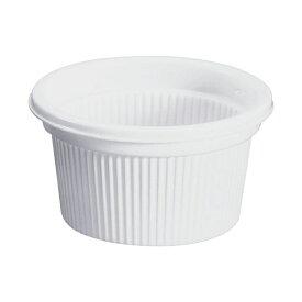 エフピコチューパ chupa 1/2オンスカップ 本体(50入) 白 <GKT8202>