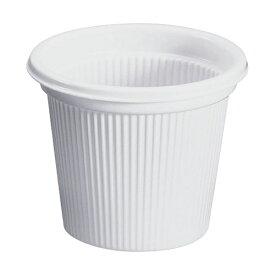エフピコチューパ chupa 3/4オンスカップ 本体(50入) 白 <GKT8302>