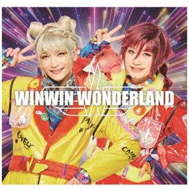 【2021年07月07日発売】 ダイキサウンド Daiki sound WINWIN/ WINWIN WONDERLAND 初回限定盤A【CD】 【代金引換配送不可】