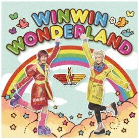 【2021年07月07日発売】 ダイキサウンド Daiki sound WINWIN/ WINWIN WONDERLAND 通常盤【CD】 【代金引換配送不可】
