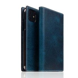 ROA ロア iPhone 12/12 Pro 6.1インチ対応Badalassi Wax case グリーン