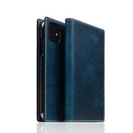 ROA ロア iPhone 12 mini 5.4インチ対応 Badalassi Wax case グリーン