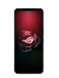 ASUS エイスース ROG Phone 5 ファントムブラック「ZS673KS-BK256R12」Snapdragon 888 6.78型・メモリ/ストレージ: 12GB/256GB nanoSIM x2 DSDV対応 ドコモ/au/ソフトバンクSIM対応 SIMフリースマートフォン【rbsp2107】