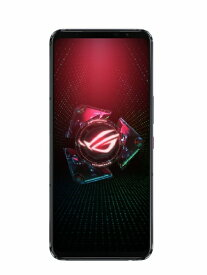 ASUS エイスース ROG Phone 5 ファントムブラック「ZS673KS-BK256R16」Snapdragon 888 6.78型・メモリ/ストレージ: 16GB/256GB nanoSIM x2 DSDV対応 ドコモ/au/ソフトバンクSIM対応 SIMフリースマートフォン【rbsp2107】