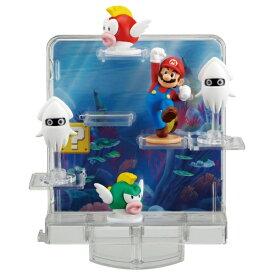 【2021年7月】 エポック社 EPOCH スーパーマリオ バランスワールドゲーム+ 水中ステージ【発売日以降のお届け】