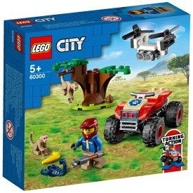 レゴジャパン LEGO LEGO(レゴ) 60300 どうぶつレスキュー バギー