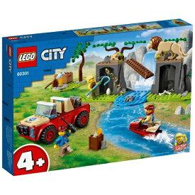 レゴジャパン LEGO LEGO(レゴ) 60301 どうぶつレスキュー オフローダー