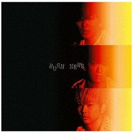 【2021年06月30日発売】 ソニーミュージックマーケティング NEWS/ BURN 通常盤【CD】 【代金引換配送不可】