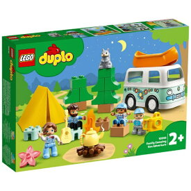 レゴジャパン LEGO LEGO(レゴ) 10946 デュプロのまち たのしいキャンプ