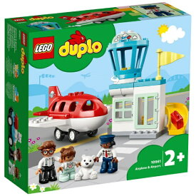 レゴジャパン LEGO LEGO(レゴ) 10961 デュプロのまち ひこうきと ひこうじょう