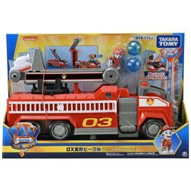 タカラトミー TAKARA TOMY パウ・パトロール ザ・ムービー DX変形ビークル マーシャル スーパーファイヤートラック