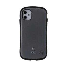 HAMEE ハミィ [iPhone 11専用]iFace First Class KUSUMIケース iFace くすみブラック 41-931462