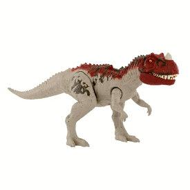 【2021年6月】 マテル Mattel ジュラシック・ワールド アクションフィギュア ケラトサウルス
