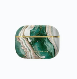 IDEAL OF SWEDEN アイディールオブスウェーデン AirPods Pro用ケース GOLDEN JADE MARBLE IDFAPC-PRO-98