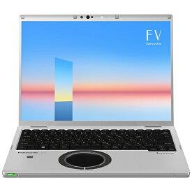 パナソニック Panasonic CF-FV1FDMQR ノートパソコン レッツノート FVシリーズ ブラック&シルバー [14.0型 /intel Core i5 /メモリ:16GB /SSD:512GB /2021年6月モデル]