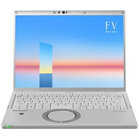 パナソニック Panasonic CF-FV1FDSQR ノートパソコン レッツノート FVシリーズ シルバー [14.0型 /intel Core i5 /メモリ:16GB /SSD:256GB /2021年6月モデル]