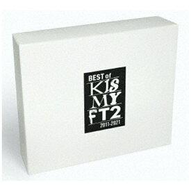【2021年08月10日発売】 エイベックス・エンタテインメント Avex Entertainment Kis-My-Ft2/ BEST of Kis-My-Ft2 通常盤(CD+DVD盤)【CD】 【代金引換配送不可】