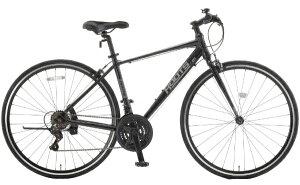アサヒサイクル Asahi Cycle 700×28C クロスバイク ROOTS ルーツL21(パールブラック/外装21段変速)SR700B【2021年モデル】【組立商品につき返品不可】 【代金引換配送不可】