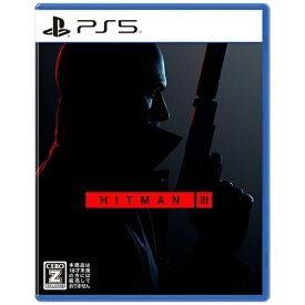 【2021年08月26日発売】 H2INTERACTIVE 【初回特典付き】ヒットマン 3【PS5】 【代金引換配送不可】