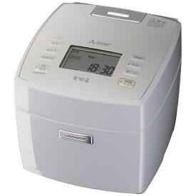 三菱 Mitsubishi Electric 炊飯器 炭炊釜 淡雲(たんうん) NJ-VEC10-H [5.5合 /IH]