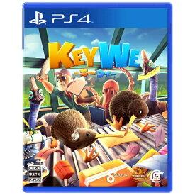 【2021年09月02日発売】 GSE Game Source Entertainment 【初回特典付き】KeyWe−キーウィ−【PS4】 【代金引換配送不可】