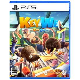 【2021年09月02日発売】 GSE Game Source Entertainment 【初回特典付き】KeyWe−キーウィ−【PS5】 【代金引換配送不可】