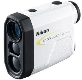 ニコン Nikon ゴルフ用レーザー距離計 クールショット COOLSHOT 20i GII LCS20IG2