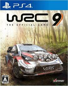 オーイズミアミュージオ Oizumi Amuzio WRC9 FIA ワールドラリーチャンピオンシップ【PS4】 【代金引換配送不可】