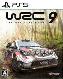 【2021年09月30日発売】 オーイズミアミュージオ Oizumi Amuzio WRC9 FIA ワールドラリーチャンピオンシップ【PS5】 【代金引換配送不可】