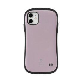 HAMEE ハミィ [iPhone 11専用]iFace First Class KUSUMIケース iFace くすみパープル 41-931783