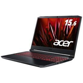 ACER エイサー AN515-56-H76Y5 ゲーミングノートパソコン Nitro 5 シェールブラック [15.6型 /intel Core i7 /メモリ:16GB /SSD:512GB /2021年6月モデル]【point_rb】