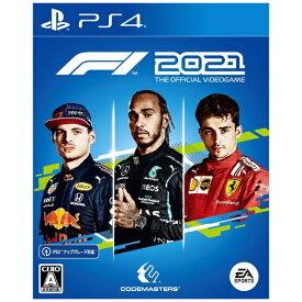 【2021年09月09日発売】 エレクトロニック・アーツ Electronic Arts 【予約特典付き】F1 2021【PS4】 【代金引換配送不可】