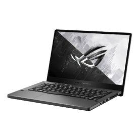 ASUS エイスース ゲーミングノートパソコン ROG Zephyrus G14 GA401QE エクリプスグレー GA401QE-R7R3050TG [14.0型 /AMD Ryzen 7 /SSD:512GB /メモリ:16GB /2021年06月モデル]【rb_winupg】