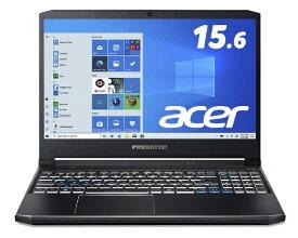 【2021年08月11日発売】 ACER エイサー ゲーミングノートパソコン Predator Helios 300 アビサルブラック PH315-53-F76Y6 [15.6型 /intel Core i7 /メモリ:16GB /SSD:512GB /2021年7月モデル]【point_rb】