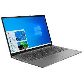 レノボジャパン Lenovo 82KU00NSJP IdeaPad Slim 360 アークティックグレー「15.6型/AMD Ryzen 7 5700U/SSD 512GB(PCIe NVMe/M.2)/メモリ 8GB(内、オンボード4GB)/Windows 10 Home 64bit(日本語版)/2021年6月モデル」 アークティックグレー 82KU00NSJP