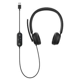 マイクロソフト Microsoft 6ID-00019 ヘッドセット Microsoft モダン ブラック [USB /両耳 /ヘッドバンドタイプ]