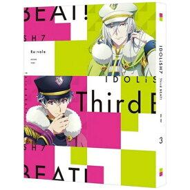 【2022年01月26日発売】 バンダイビジュアル BANDAI VISUAL アイドリッシュセブン Third BEAT! 3 特装限定版【DVD】 【代金引換配送不可】